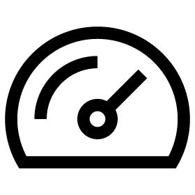 Icono de acelerómetro
