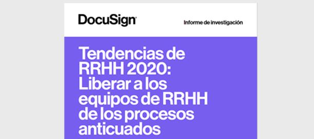 Imagen del informe Tendencias de RRHH.