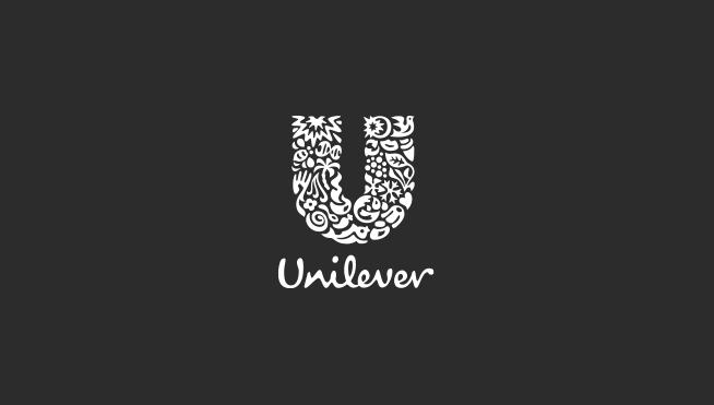 Logo de Unilever, cliente de DocuSign